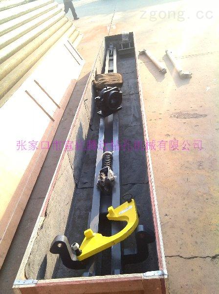 内蒙古CM351潜孔钻机配件滑架总成