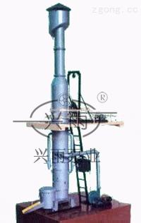 新型二排大间距冲天炉(1T-10T)